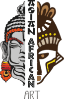 Logo Asian African Art