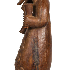 Power Figure - Wood - Babembe / Bembe - DR CongoPower Figure - Wood - Babembe / Bembe - DR Congo
