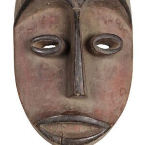 Mask - Wood - Fang - Gabon