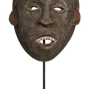 Mask - Wood - Bakongo Vili - Congo