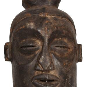 Helmet Mask - Wood - Suku - Congo