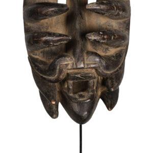 Mask - Wood - Bete - Ivory Coast
